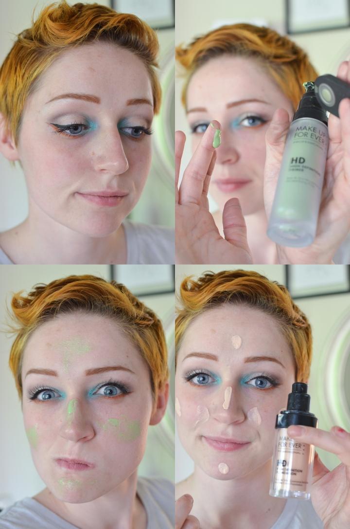 Makeup Forever Green Primer Ings Saubhaya Makeup